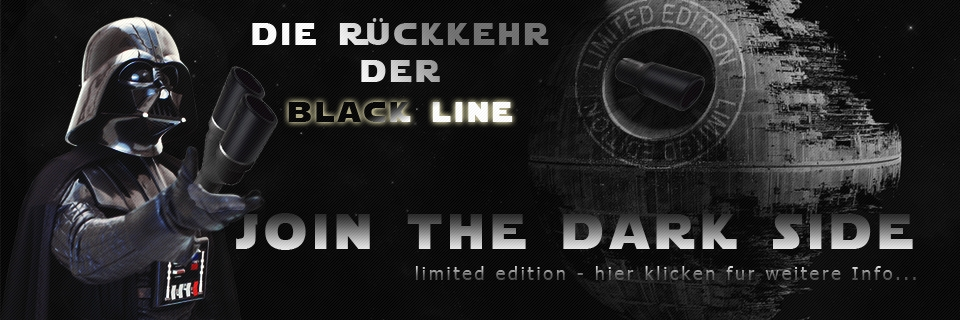 BLACK LINE - LIMITED EDITION